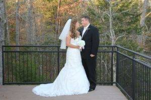 Moose Hollow Lodge Pigeon Forge TN wedding photo1