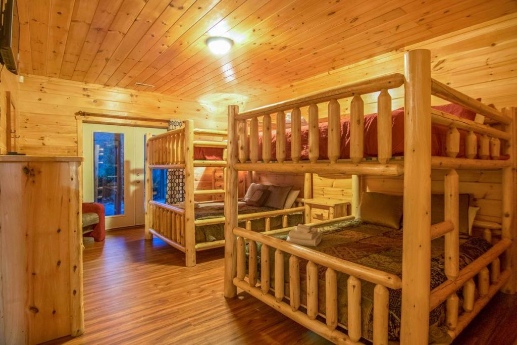 Moose Hollow Lodge Bunk Beds1