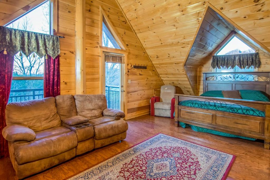 Moose Hollow Lodge Luxury Master Suite2