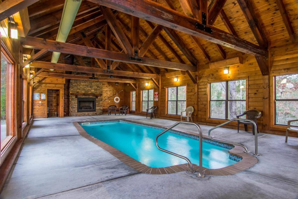 Moose Hollow Lodge Private Indoor Pool