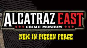 Moose Hollow Lodge Pigeon Forge TN Alcatraz crime museum
