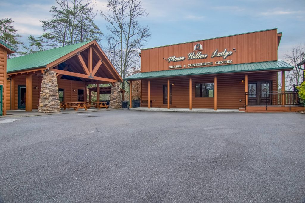 Moose Hollow Lodge Pigeon Forge TN conference center