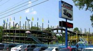 Moose Hollow Lodge Pigeon Forge TN adventure raceway