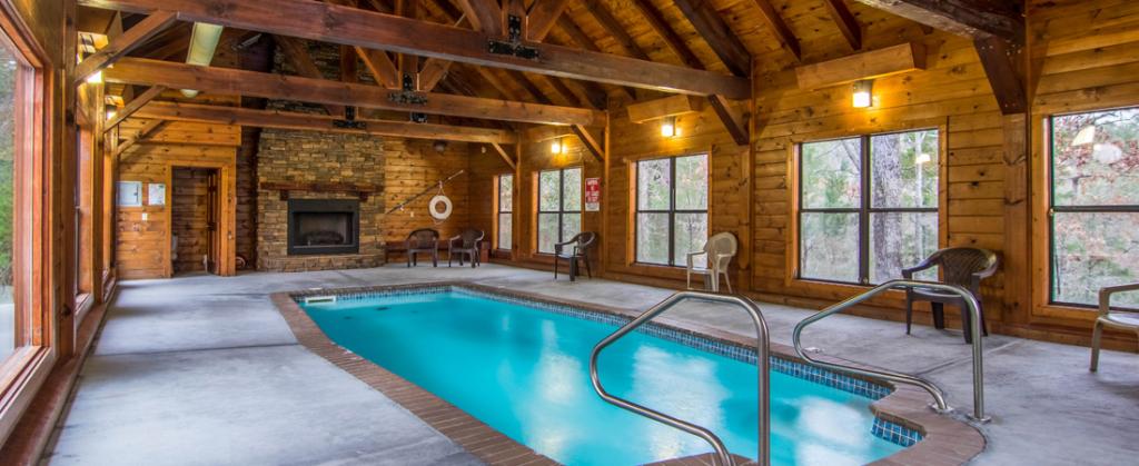 Indoor Pool Cabin